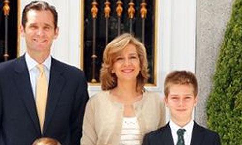 La Familia Real envía sus felicitaciones de Navidad