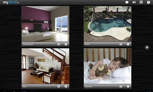 Una aplicación para la seguridad del hogar para iPad y 'tablets' Android