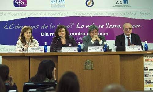En 2012 se detectarán en España más de 200.000 casos de cáncer