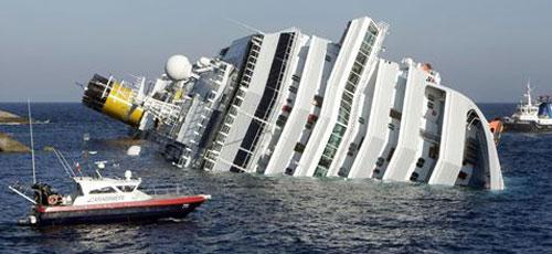 Al menos 6 mallorquines viajaban a bordo del 'Costa Concordia'
