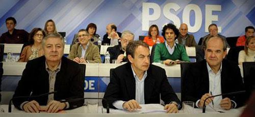 El PSOE descarta retrasar su Congreso, que será en febrero