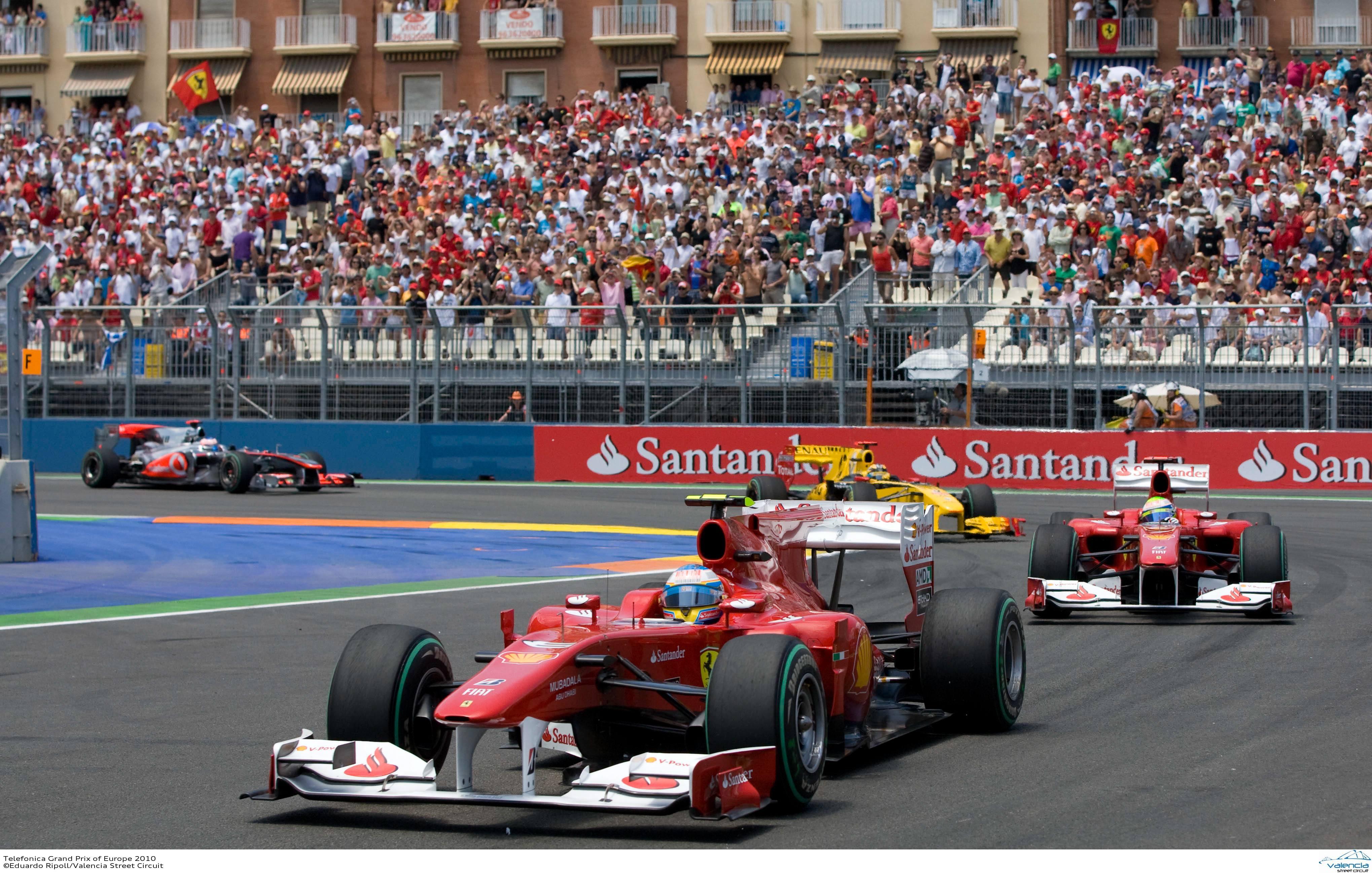 La Fórmula 1 busca cadena tras no poder pagar laSexta los derechos