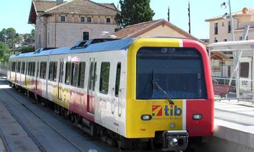 SFM ampl�a los servicios de trenes con sa Pobla para la revetla