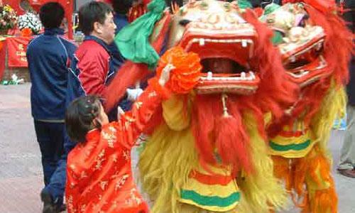 6.000 chinos celebrarán este lunes el Año Nuevo en Baleares