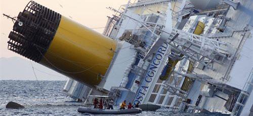 Uno de los cadáveres rescatados del 'Concordia' es el de Guillermo Gual