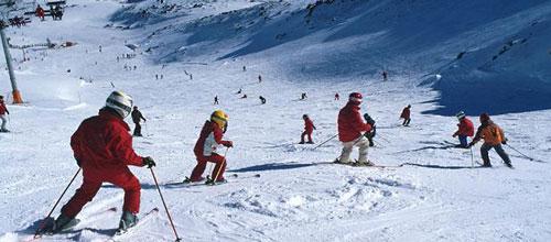 El traumatismo craneal, la principal causa de muerte en las pistas de esquí