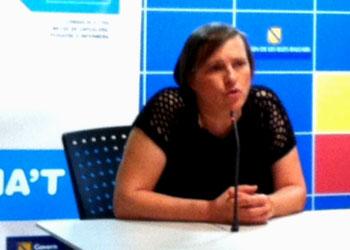 Dimite Eugènia Carandell, responsable del Gabinete Técnico del Ib-Salut