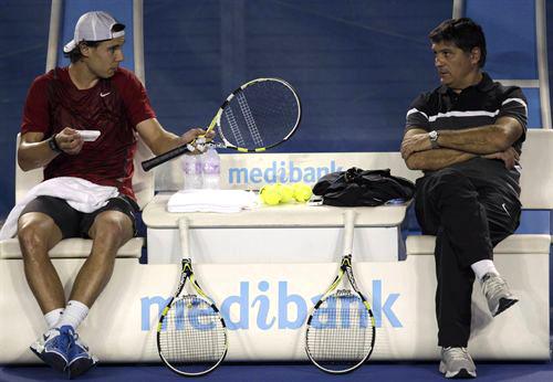 Nadal debutará en Australia frente a un jugador de la previa