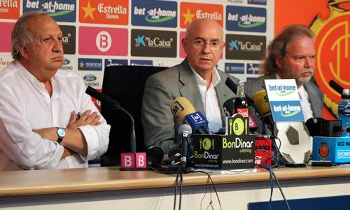 El Mallorca rompe las negociaciones con el grupo suizo-alemán