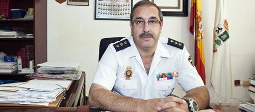 El comisario Antonio Jarabo, nuevo jefe superior de Policía de Baleares