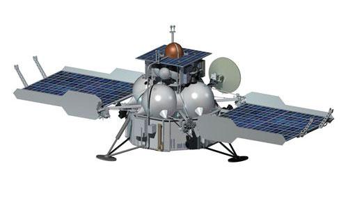 La frustrada misión rusa a Marte caerá a la Tierra entre el 13 y el 17 de enero