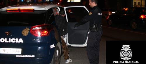 Detenida una pareja por asaltar a un anciano al que robaron 15.000 euros