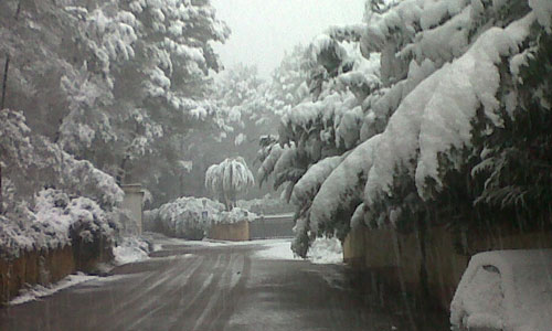 Cincuenta provincias en alerta por bajas temperaturas