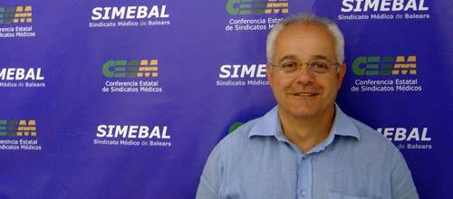 Destituido el coordinador del centro de salud de Sa Vileta, Alfonso Ramón