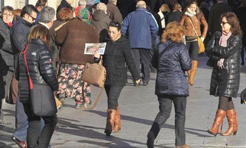 Los españoles, entre los ciudadanos menos felices del mundo