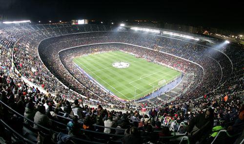 El Barça no dejará entrar a 'Punto Pelota' en el Camp Nou