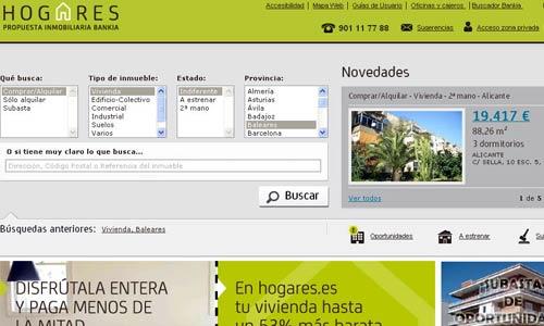 Bankia pone a la venta 1.400 pisos nuevos en Baleares y otras CCAA
