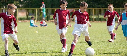 Los niños alérgicos deben practicar deporte para reducir sus síntomas