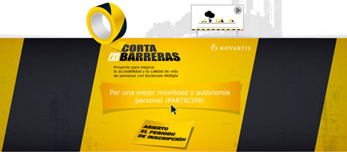 El Ayuntamiento de Palma se suma al proyecto 'Corta con las Barreras'
