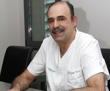 Pedro Vidal, nuevo coordinador de Urgencias de Son Espases