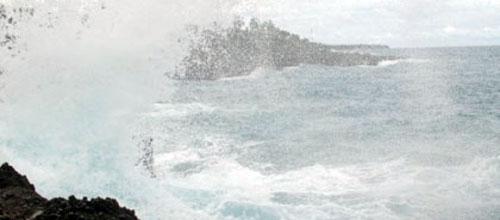 Mallorca y Menorca, en alerta por fenómenos costeros, viento y nieve
