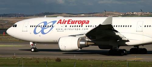 Trabajo aprueba el ERE de Air Europa que conllevará 129 despidos