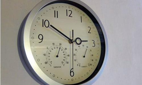 Los relojes se adelantarán una hora el domingo