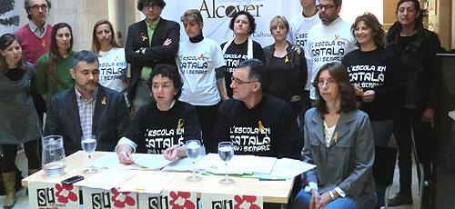 La nueva Asamblea en defensa del catalán augura una resistencia