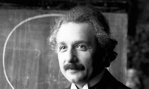 Los archivos de Einstein, expuestos en internet