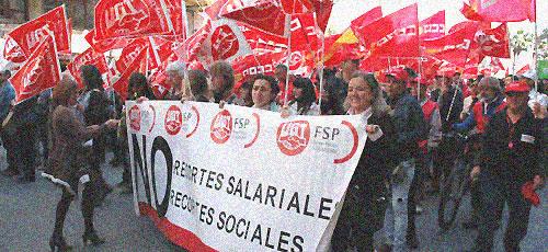 Los lectores, en contra de la convocatoria de huelga general