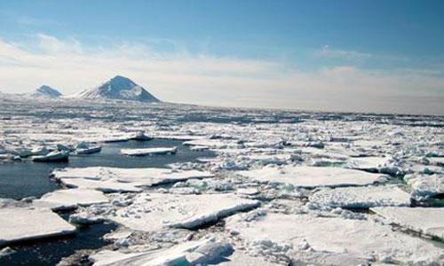 Puede haber colapso de hielo entre Groenlandia y el oeste antártico