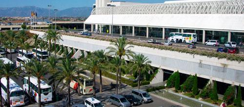 Aeropuertos, EMT, SFM y hoteles,