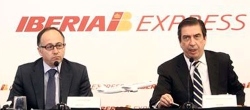 Iberia Express despega el domingo con rutas a Mallorca