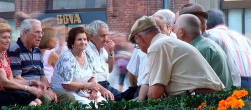 La pensión en Baleares es 82 euros menor que la media nacional