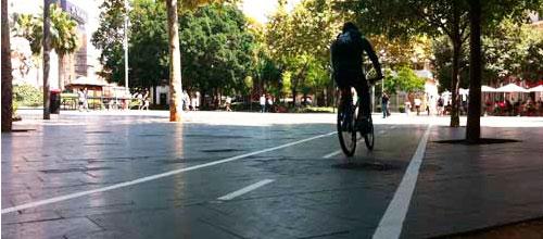 El 30 de abril entrará en vigor la nueva ordenanza para los ciclistas