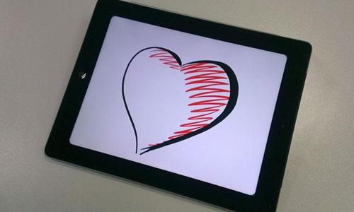 Mi pareja por un iPad