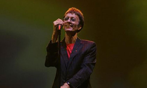 Robin Gibb, de los Bee Gees, en coma