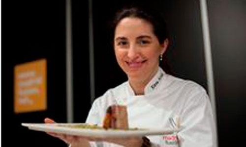 Elena Arzak es elegida mejor cocinera del mundo