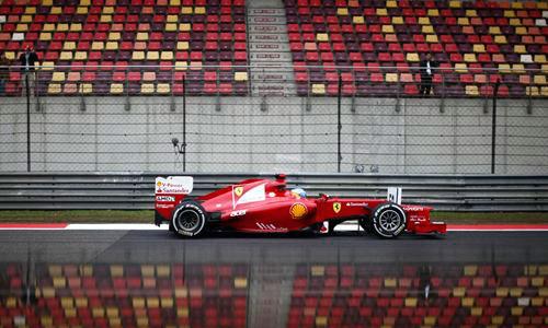 Alonso empieza muy lejos de Schumacher