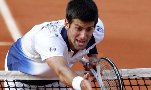 Djokovic quiere destronar a Nadal de su trono por excelencia