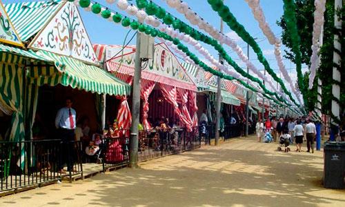 La Feria de Abril abre hoy sus puertas