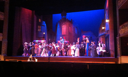 El Principal se cita con La Bohème de Puccini
