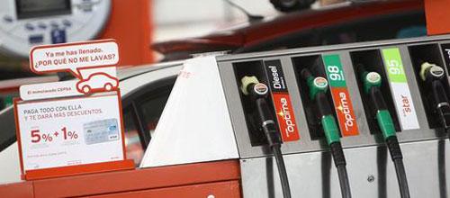 Precios históricos en las gasolineras con la Semana Santa ante las puertas