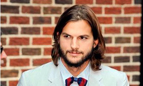 Ashton Kutcher encarnará a Steve Jobs
