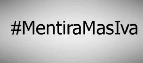 El PSOE lanza un video contra el PP por la subida del IVA