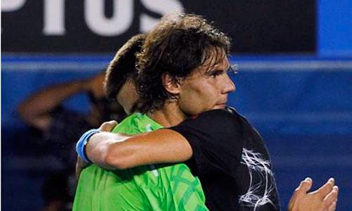 Nadal y Djokovic se citan en el Bernabéu el 14 de julio