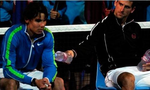 Djokovic abre brecha con Nadal