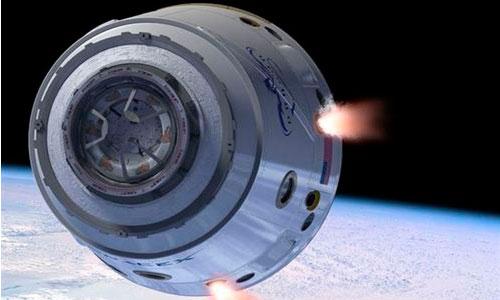 El primer vuelo privado a la Estación Espacial será el 7 de mayo
