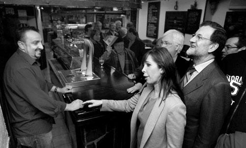 Los baleares se irían de cañas con Rajoy y el Príncipe Felipe