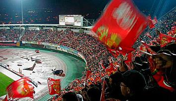 2000 entradas a 3 y 5 euros para el partido contra el Zaragoza